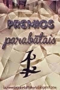 DOS VECES GANADOR DEL PREMIO PARABATAIS