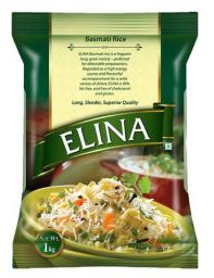 Buy Elina Basmati Rice, 1kg at Flat 38 % Off for Rs.109 at Amazon.