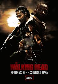 Assistir The Walking Dead 6x05 - Now Online