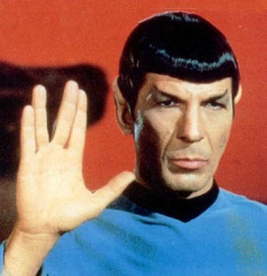 mr spock Public Speaking Lessons from Mr. Spock
