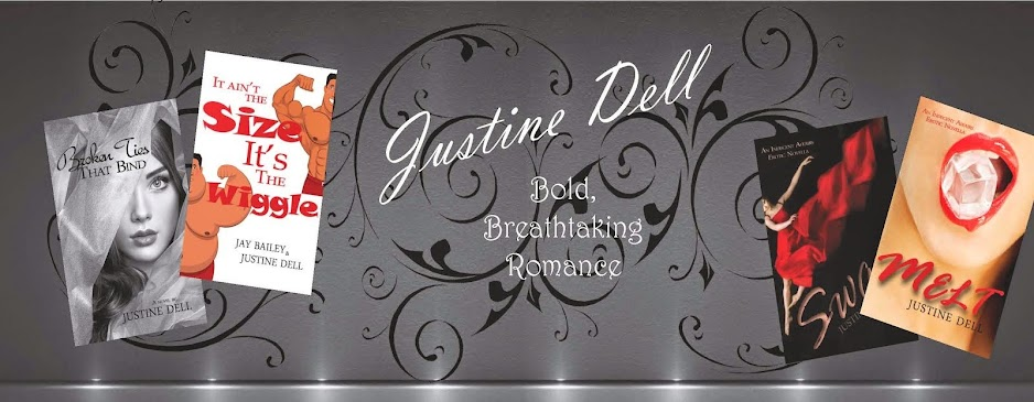 Justine Dell--official blog