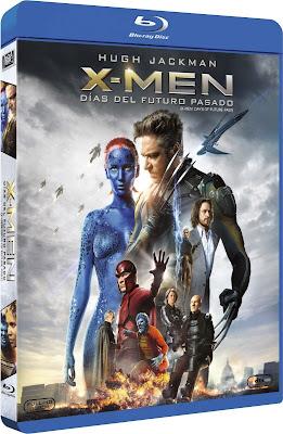 X-MEN: Días Del Futuro Pasado (2014) DVDRip Español Latino