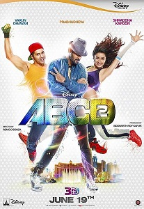 Watch ABCD 2 3D (2015) DVDRip Hindi Full Movie Watch Online Free Download