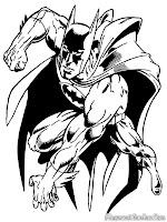 Aksi Batman Menumpas Kejahatan