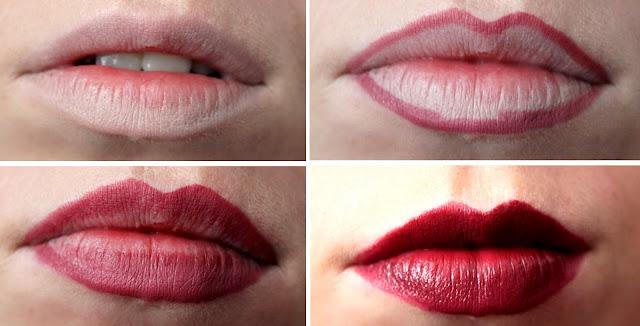 Très Les rouges à lèvres sombres ~ - Ados, Mode & Beauté RH76