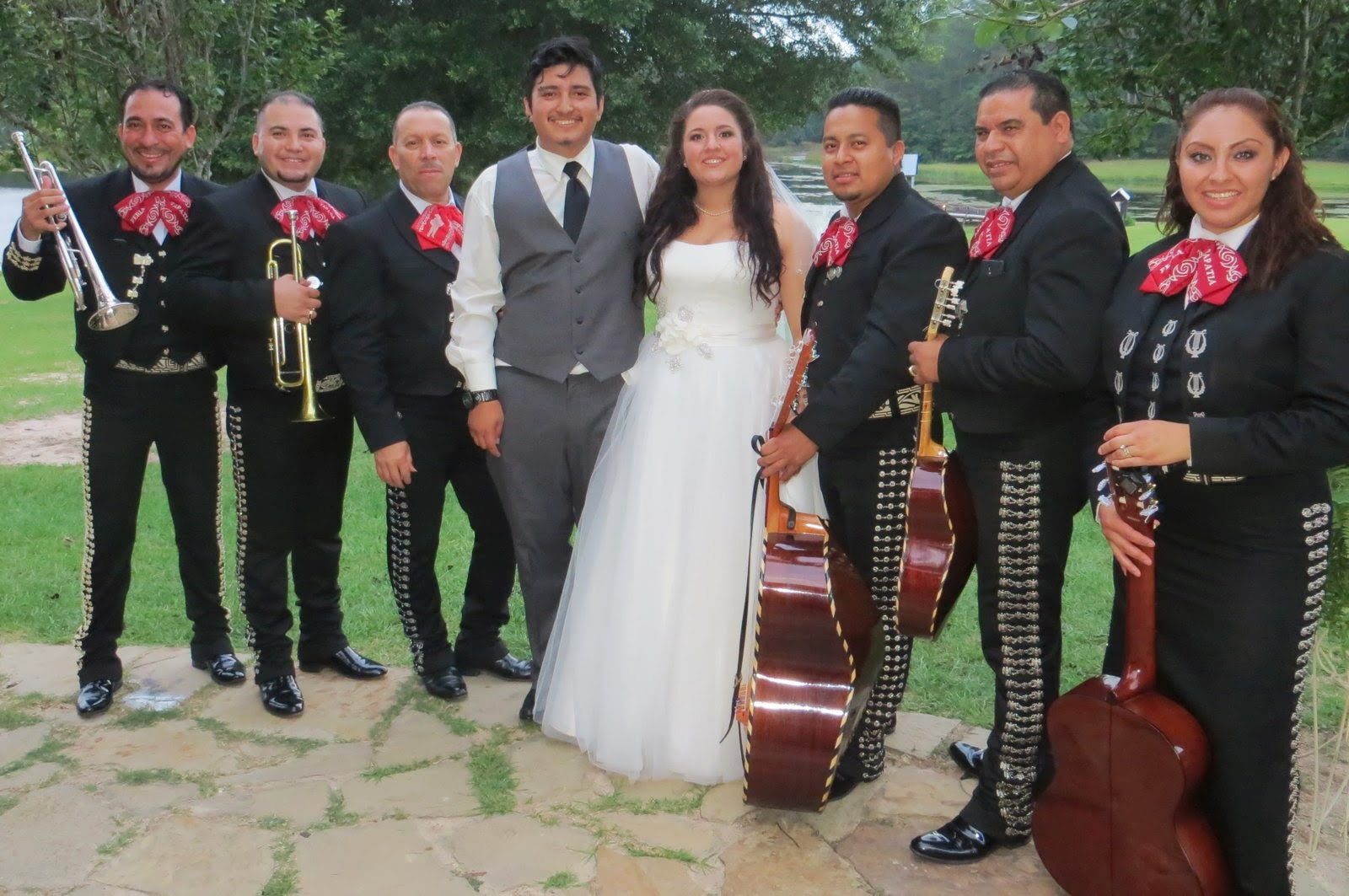 Miguel Did A Great Job Booking Mariachi En Houston For The Wedding This Weekend Click Link To See Them On Youtube They Music