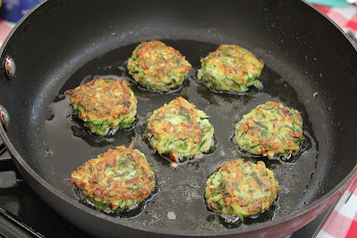 zucchini veggie burgers by Lukas Volgar from Veggie Burgers Every Which Way