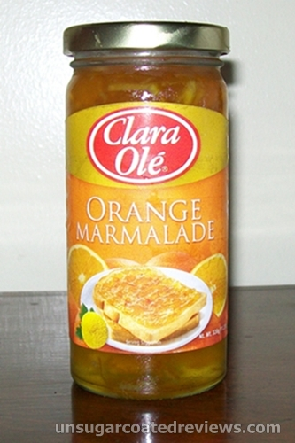 Clara Ole orange marmalade
