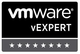 vExpert 2011 - 2018 (vSAN 2017)