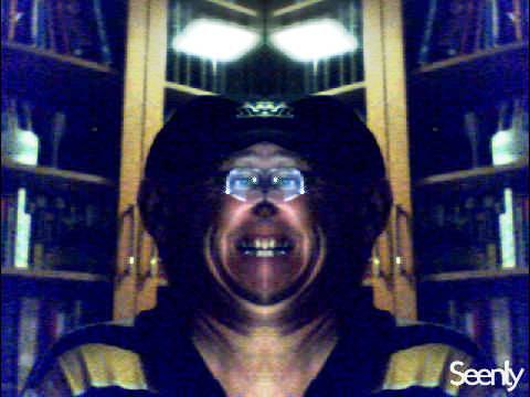 miroir avec webcam