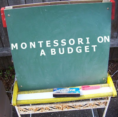 Montessori on a Budget