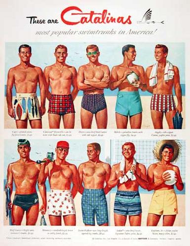 Ya llego el verano el traje de ba 209 o masculino un poco de historia