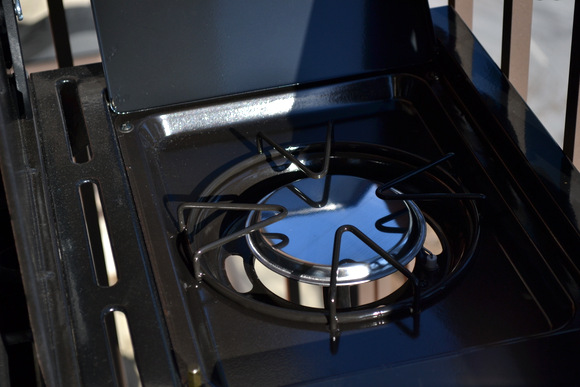 side burner on a kenmore grill