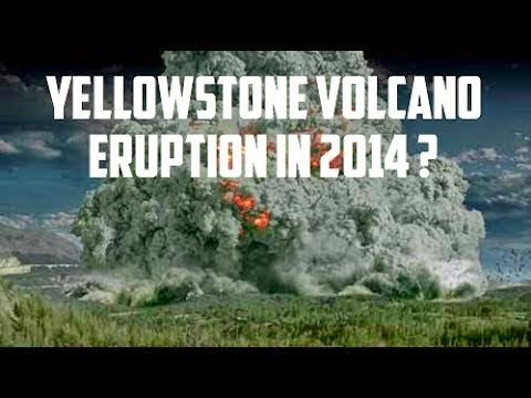 super vulkaan yellowstone update