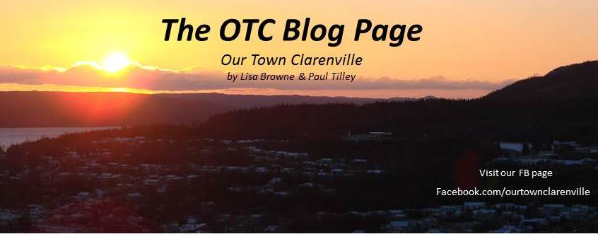 The Our Town - Clarenville Blog