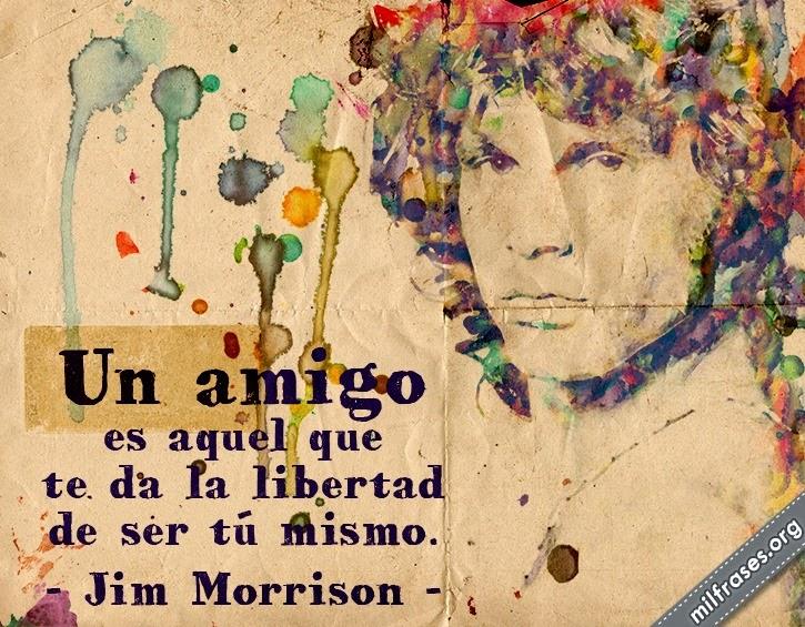 Jim Morrison, poeta y ...