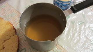 сироп для пропитки лимонного торта