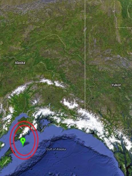 Magnitude 2.8 Earthquake of Cantwell, Alaska 2014-09-07