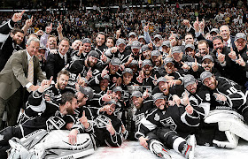LA Kings 2011-2012 Stanley Cup Champions