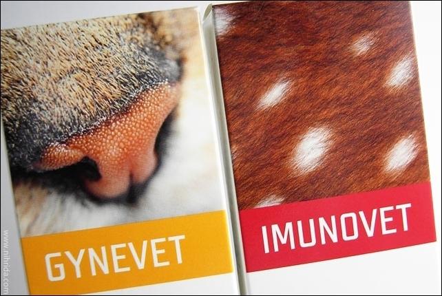 EnergyVet Imunovet & Gynevet