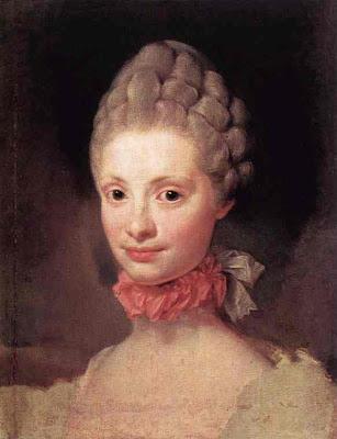 Anton Raphael Mengs Maria Luisa of Parma