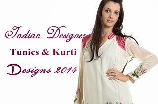 Indian Tunics Indo Western Fashion 2014