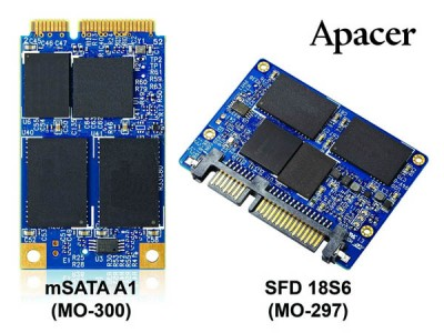 Apacer Luncurkan SSD Ultra-Slim SATA 3.0 untuk Perangkat Mobile