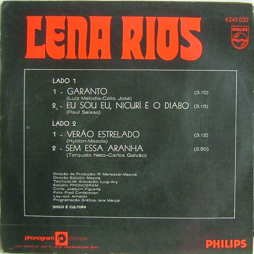Lena Rios Sem Essa Aranha