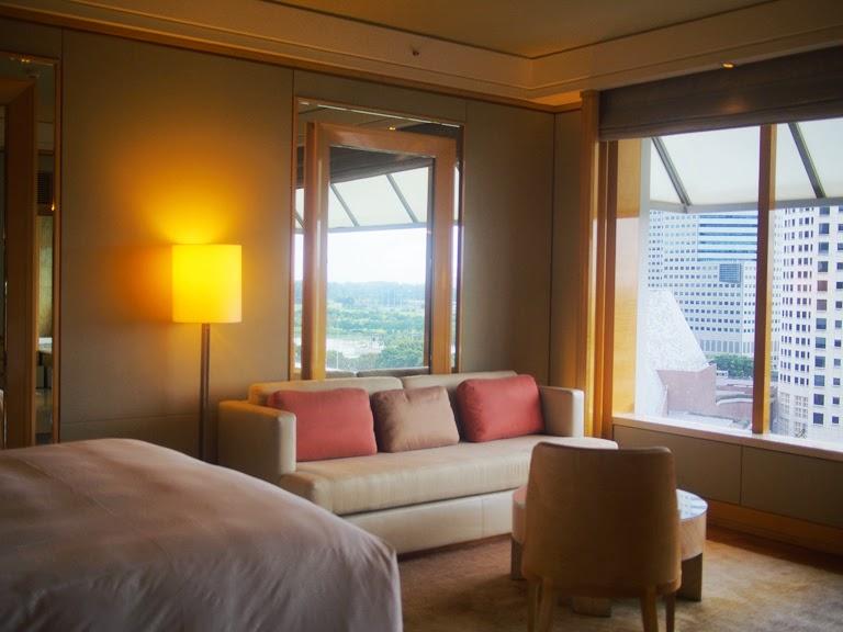 ritz carlton singapore hotel