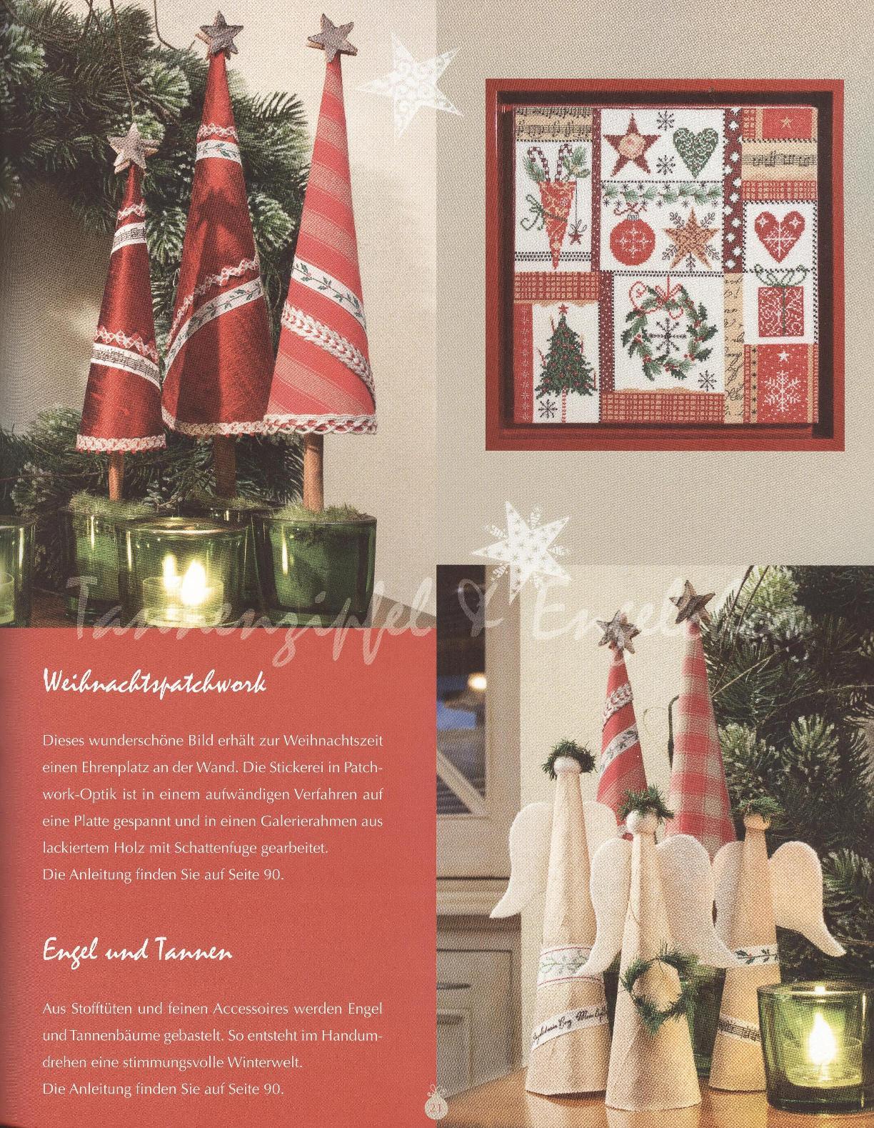 arinad2011 Acufactum новый год рождество рукоделие схемы вышивки крестом.