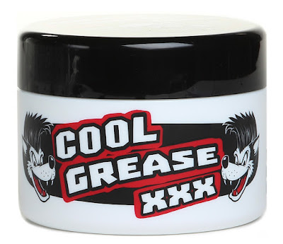 Cool Grease XXX Hard Hair Pomade