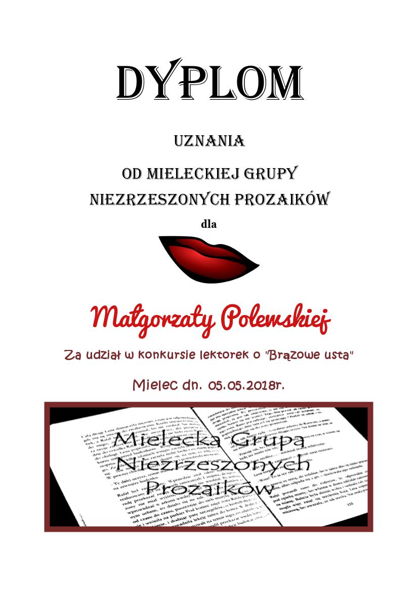 Małgorzata Polewska