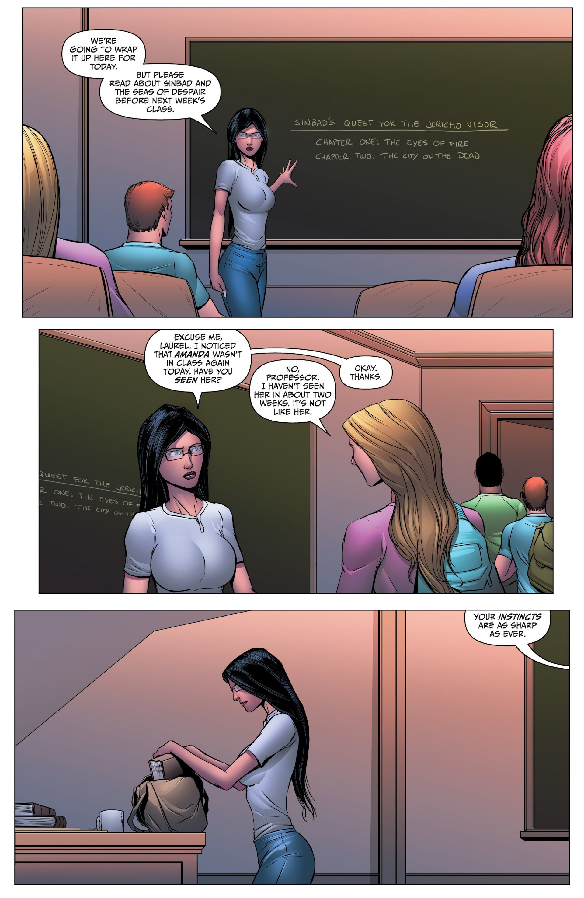 Grimm Fairy Tales (2005) Issue #94 #97 - English 3