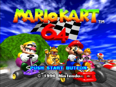 download and play all of the mario kart games on your computer