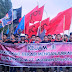 Komite Bersama Buruh Bekasi Tolak PHK Massal