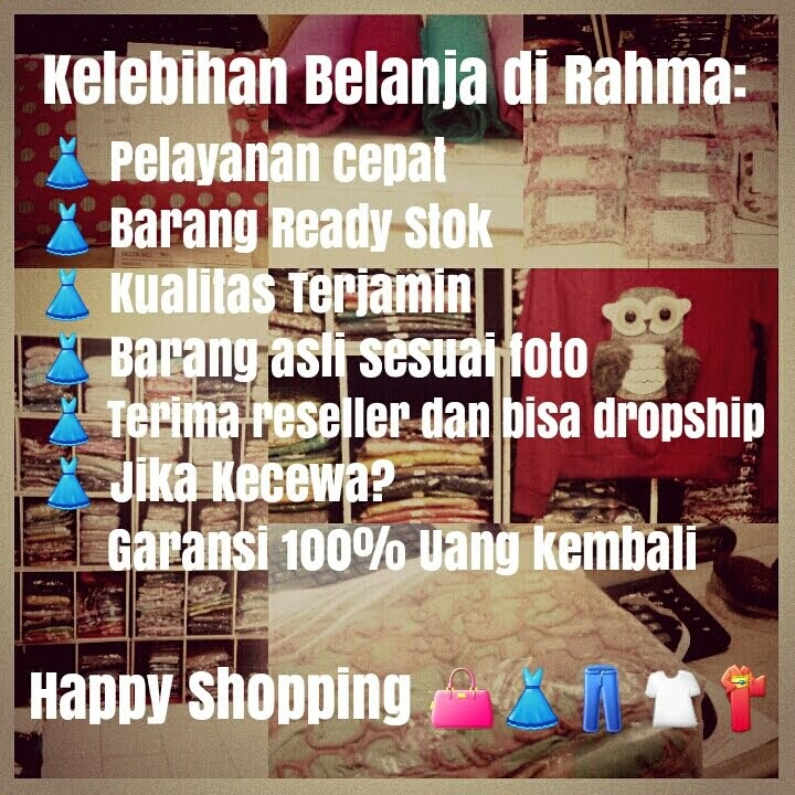 Happy Shopping ^_^