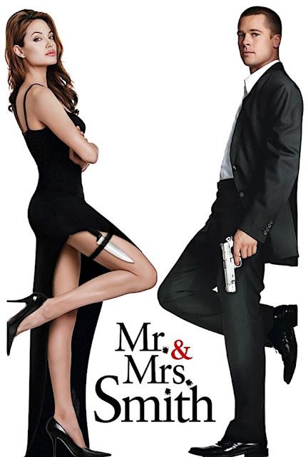Mr. and Mrs. Smith นายและนางคู่พิฆาต