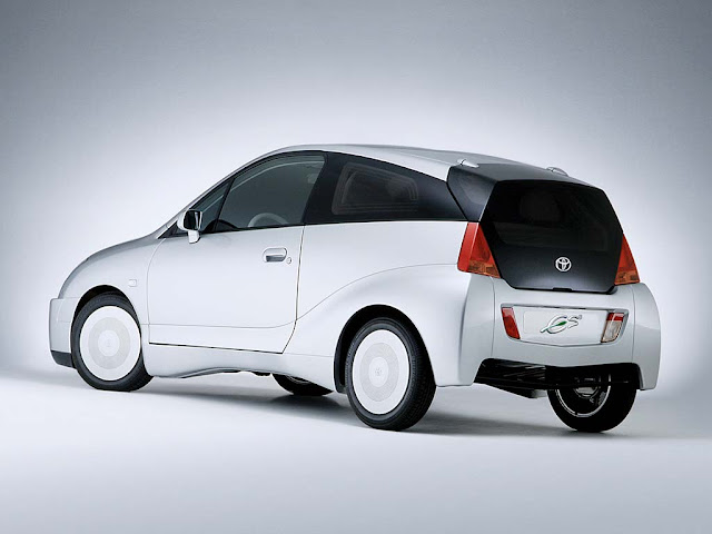 Foto Mobil Konsep Toyota ES3 03