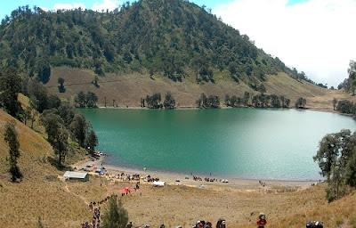 Danau Ranu Kumbolo
