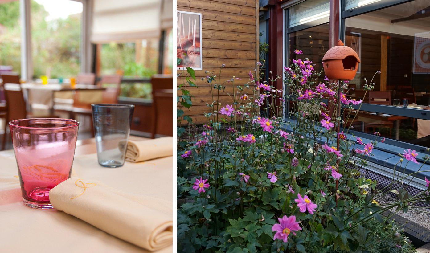 Lilou swann accessoirestextiles lilou swann au jardin for O jardin gourmand toulouse