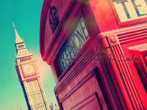 Такой город как лондон по которому