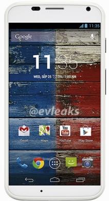 Motorola Moto X 2014 Android