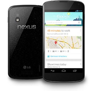 nexus 4 new feature with android 422