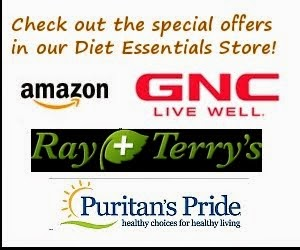 Great deals on vitamins and supplements!