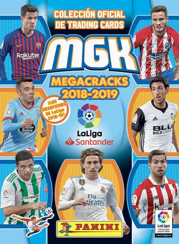 Griezmann Limited Edition Limitada Megacracks 2019 2020 MGK 19 20 Liga Santander