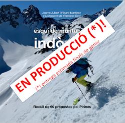Ajuda'ns a fer possible l'edició de la guia: Esquí de muntanya indòmit