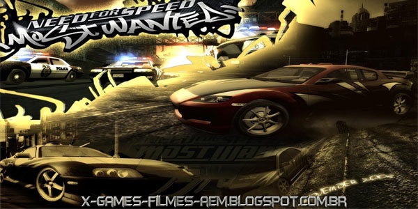 Need For Speed Most Wanted PC FullRip Completo
