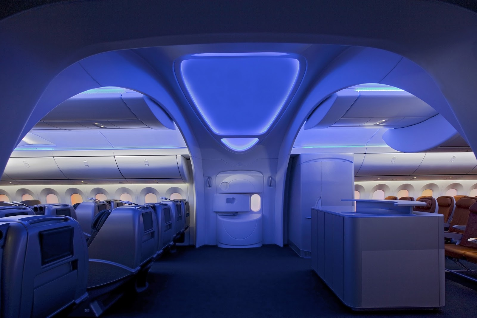 Boeing 787 9 dreamliner interior car interior design for Interior 787 dreamliner