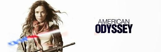 Assistir American Odyssey 1 Temporada Online