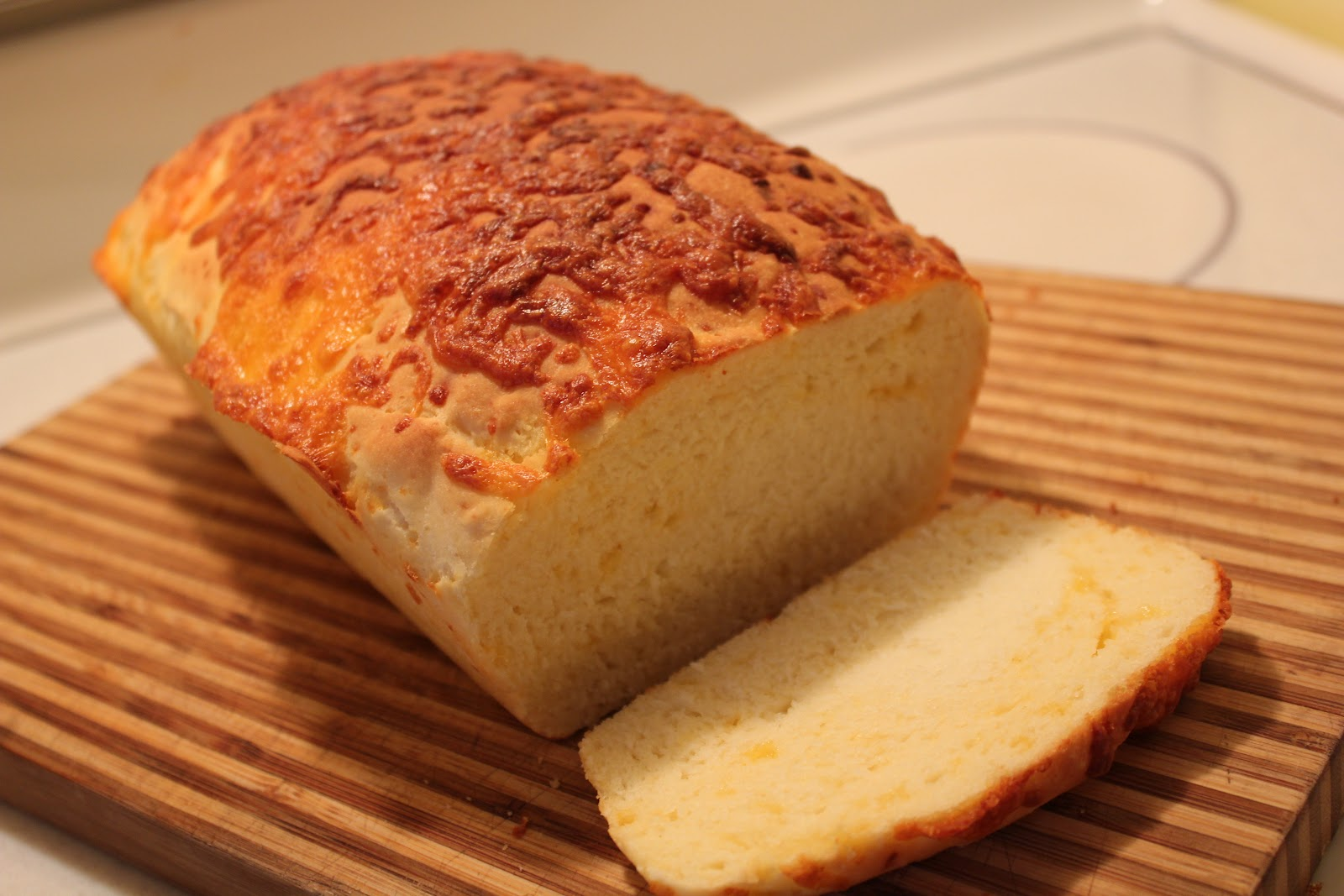 how to make bread with gluten free flour no eggs